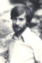 Вячек Игрунов в 1977г. Одесса. Фото О. Ильницкой
