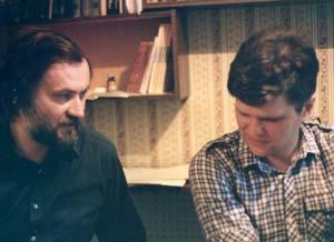 Вячеслав Игрунов и Сергей Митрохин
