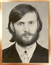 Viacheslav Igrunov soon after his release. Spring 1975