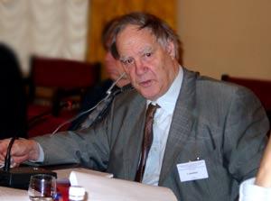 Сергей Капица. Фото Лены Шварц