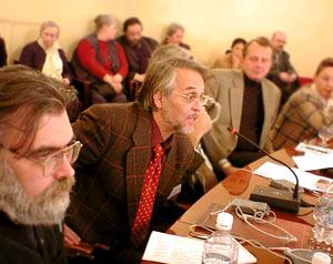 Владимир Малинкович и Алексей Кузьмин. Фото Игоря Сида.