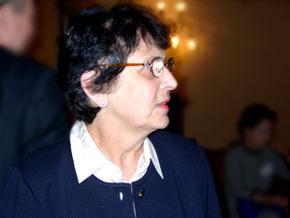 Мариэтта Степанянц. Фото Лены Шварц.