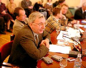 Виталий Третьяков. Фото Игоря Сида.